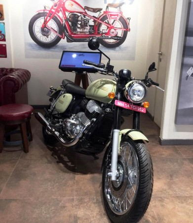 Jawa Motorcycles dealerships