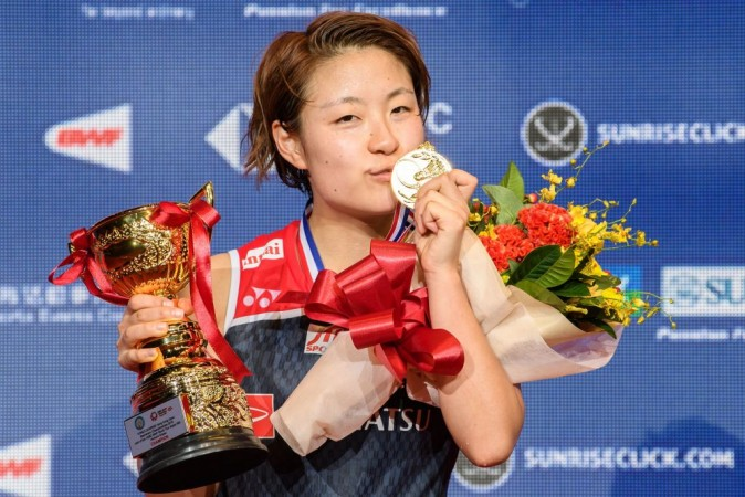 Nozomi Okuhara Badminton