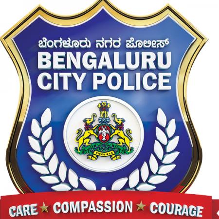 Bengaluru City Police logo