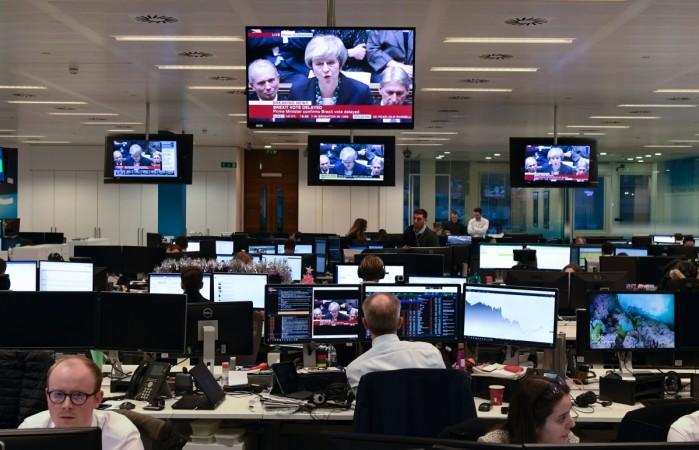 BRITAIN-EU-POLITICS-BREXIT-ECONOMY-CURRENCY-MARKETS