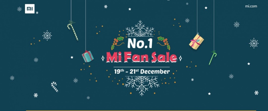 Xiaomi, Mi Fan Sale, India, Amazon, Flipkart, Mi.com
