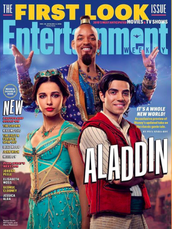Aladdin Movie First Look