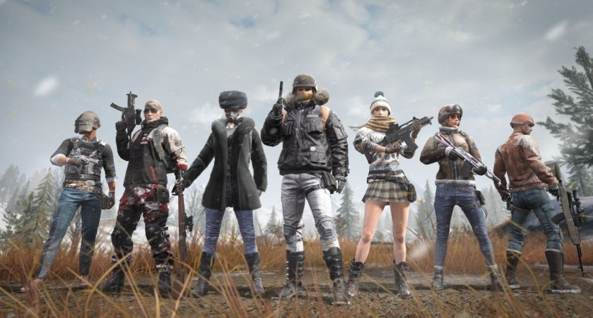 PUBG Mobile, Vikendi Snow map, costume, 0.10.0 update
