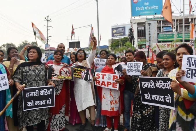 INDIA-CRIME-WOMEN-RAPE