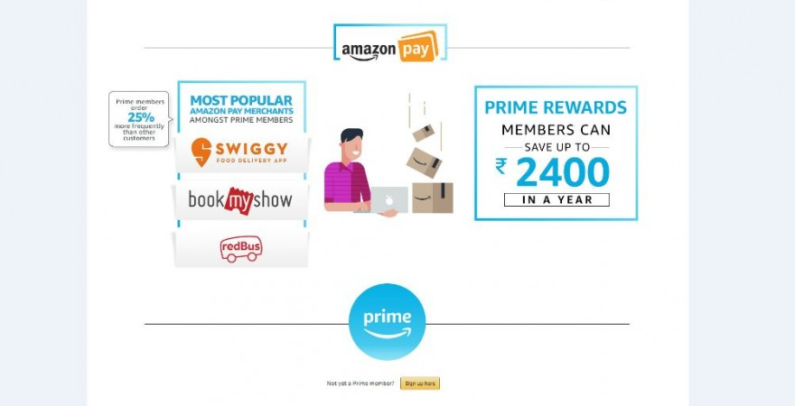 Amazon, Best of Prime, 2018, top products