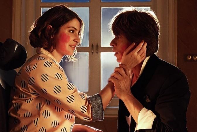 Zero, Anushka Sharma, Shah Rukh Khan