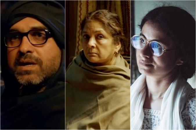 Pankaj Tripathi, Neena Gupta, Rasika Dugal