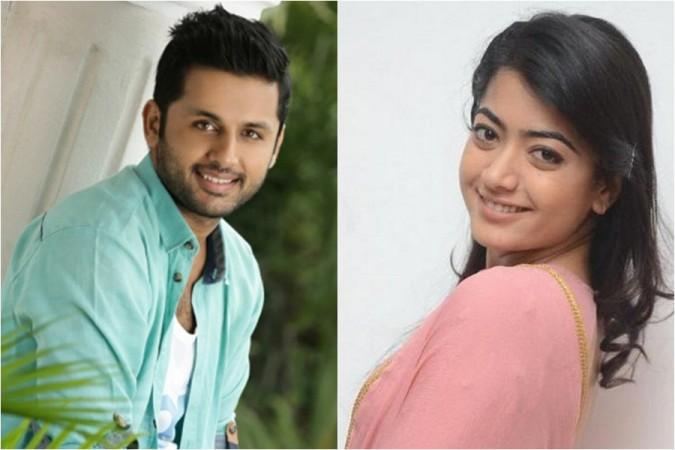 Nithiin Recovers From Shoulder Injury Set To Shoot Bheeshma With Rashmika Mandanna