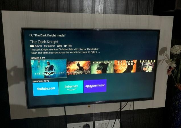 Amazon, Fire TV Stick 4K, review, remote, Alexa, Echo smart speaker