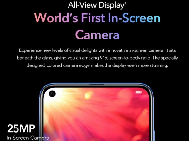 Honor View20, Amazon, India, launch,