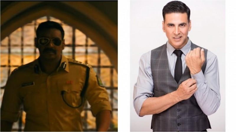 Not just Ajay Devgn but Akshay Kumar also has cameo in Simmba
