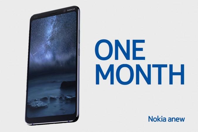 Nokia 9 Pureview liberação derrubada