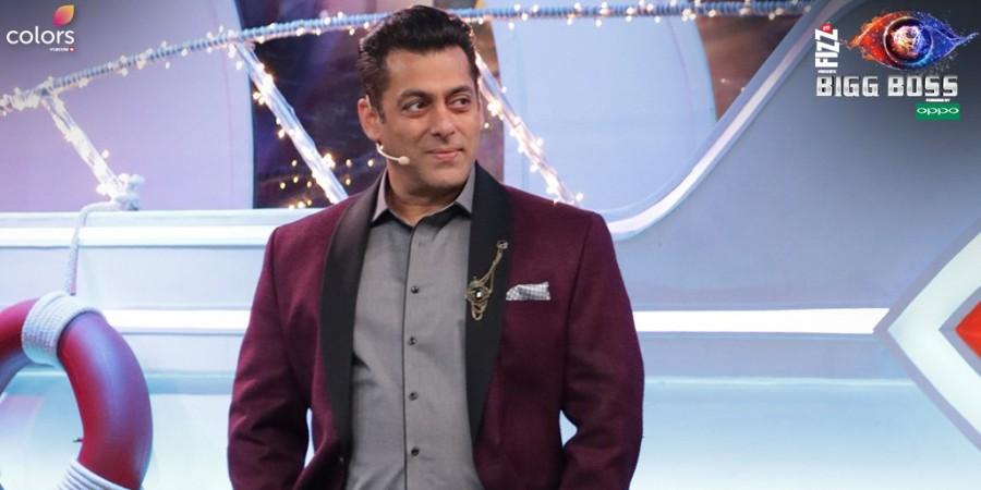 Salman Khan, Bigg Boss 12
