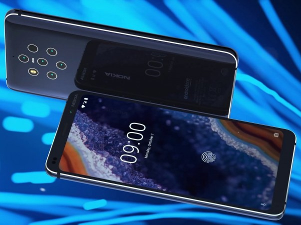 Nokia 9 PureView leaked