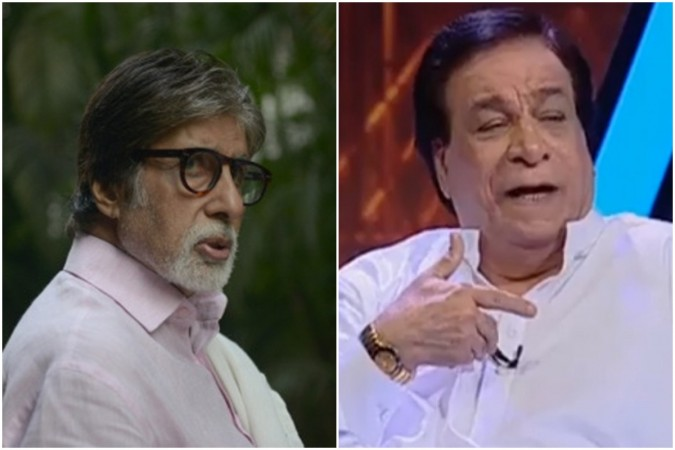 How Kader Khan lost work for not calling Amitabh Bachchan 'sirji'