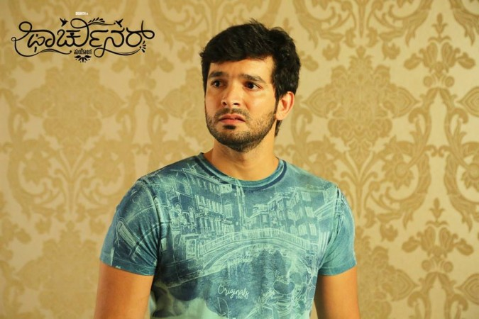 Diganth in Fortuner
