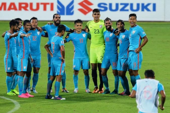 India Football Team