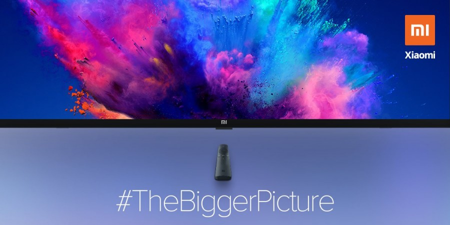 Xiaomi 65-inch MI TV 4 launch teased in India