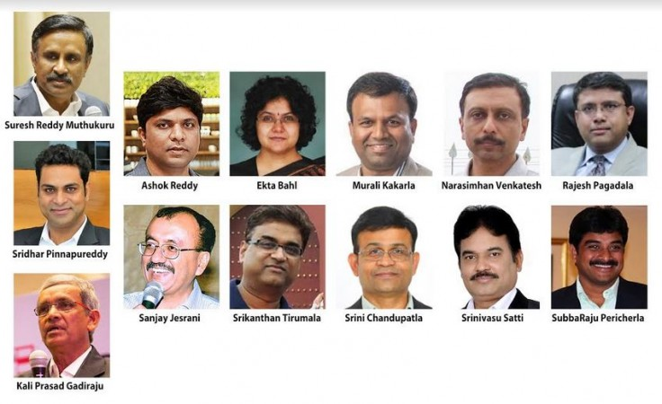 TiE-Hyderabad new board members