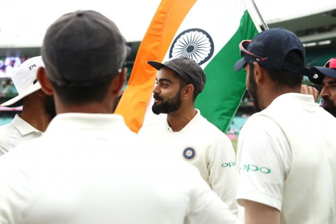 Virat Kohli India Cricket team