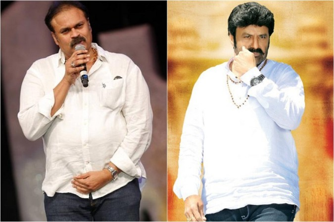 Nagababu and Nandamuri Balakrishna
