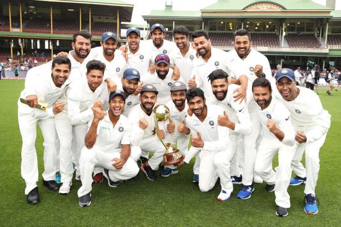 India Cricket team Virat Kohli