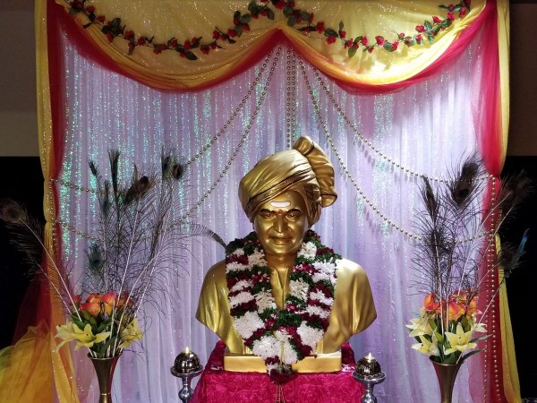 NT Rama Rao's idol