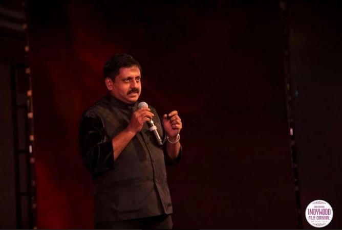 Indywood founder Sohan Roy