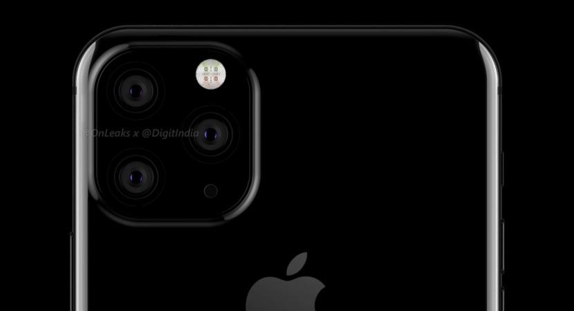 iPhone XI render leaked