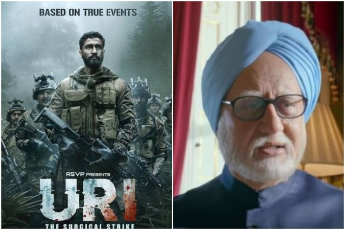 Uri: The Surgical Strike and The Accidental Prime Minister box office prediction