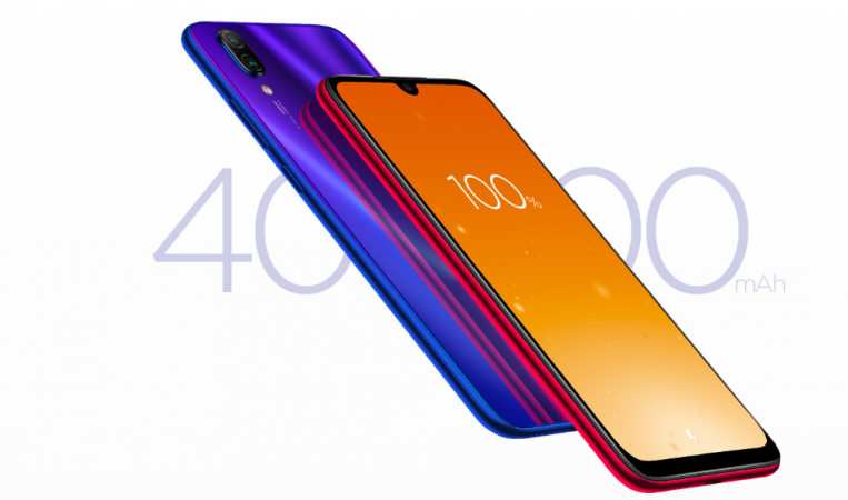 Xiaomi Redmi Note 7 launched