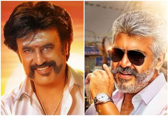 Petta vs Viswasam 1st Day Box Office Collection