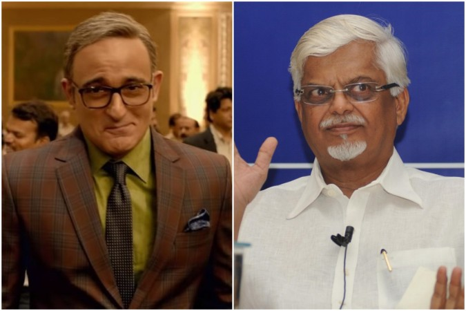 Who is Sanjaya Baru: Character played by Akshaye Khanna in The Accidental Prime Minister