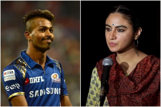 Priya Malik slams Hardik Pandya for Koffee with Karan comments