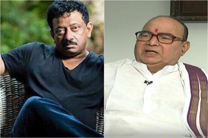 Ram Gopal Varma and Nadendla Bhaskara Rao