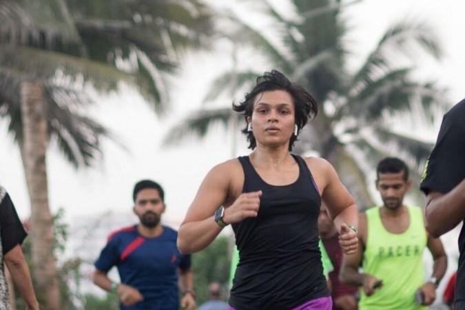 Apple, Urmi Kothari, fitness trainer, marathon day tips