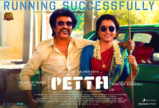 Petta 1st Week Worldwide Box Office Collection