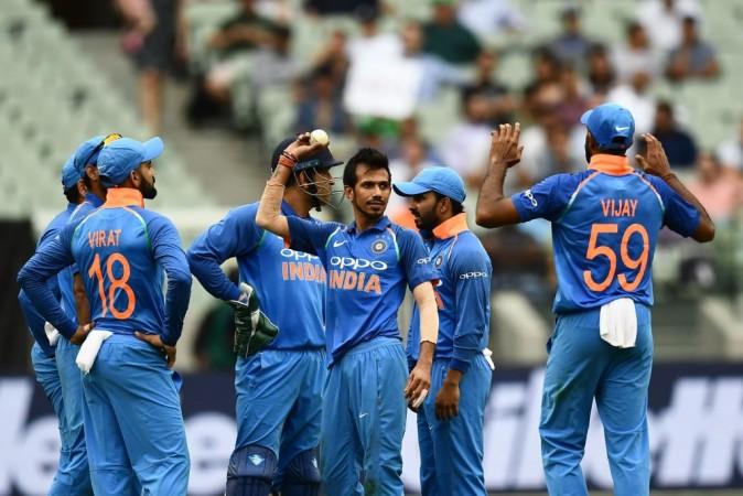 Chahal Indian Cricket team