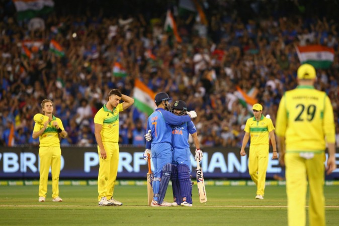 MS Dhoni Indian Cricket team