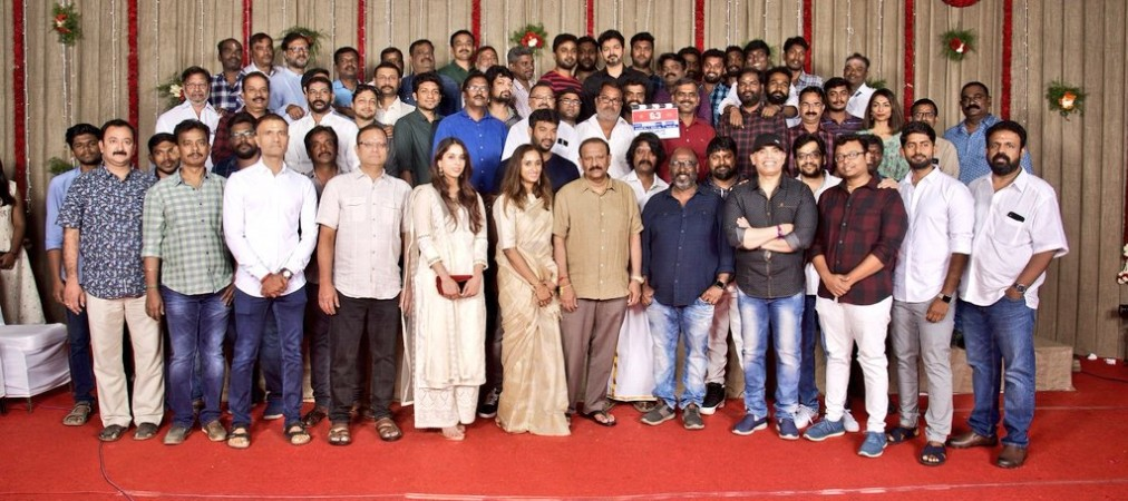 Vijay 63 Launched