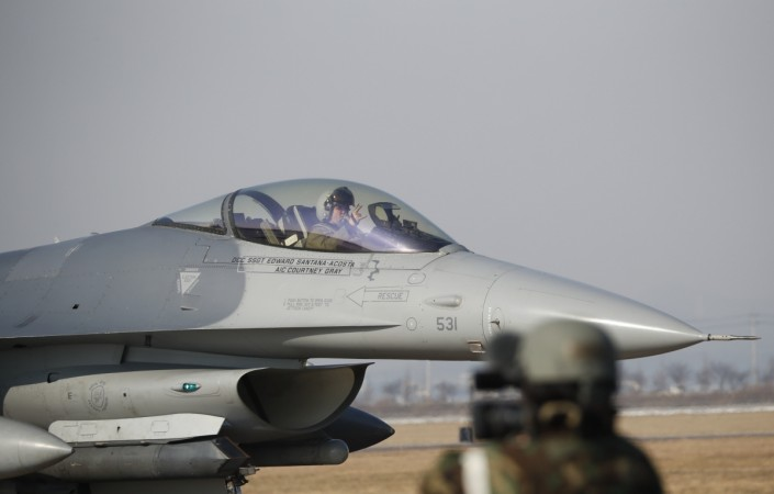 Lockheed Martin sees potential exports of 200 F-16 jets from