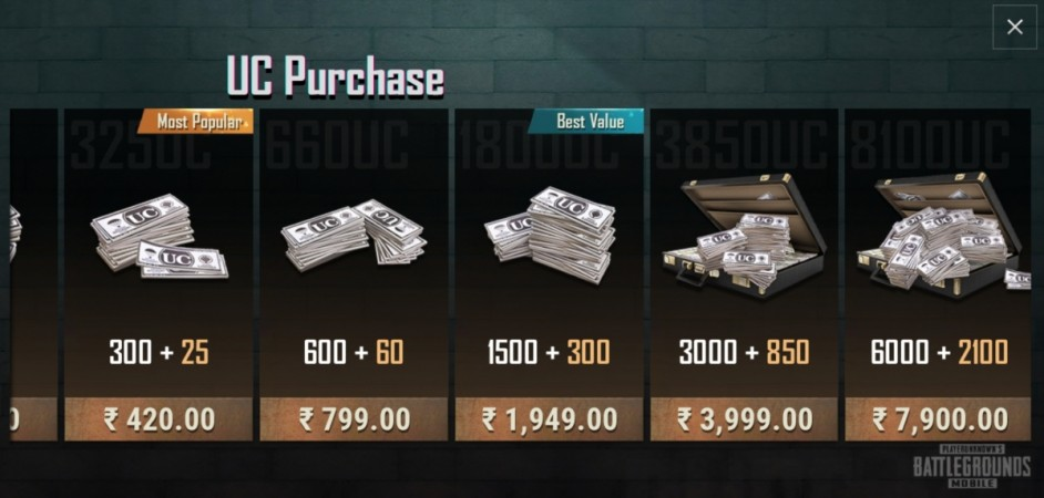 PUBG Mobile to allow BP to UC conversion soon, but there's a catch
