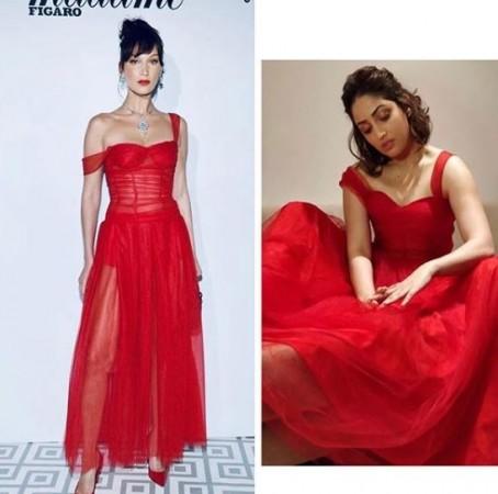 Yami Gautam Dior rip-off