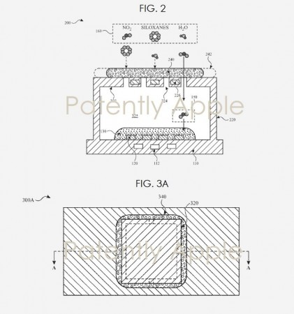 Apple, toxic gas, sensor, iPhone, watch