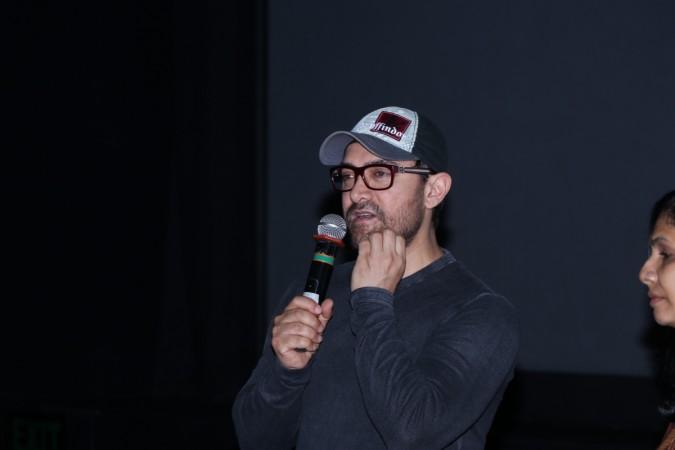Aamir Khan, Rubaru Roshni