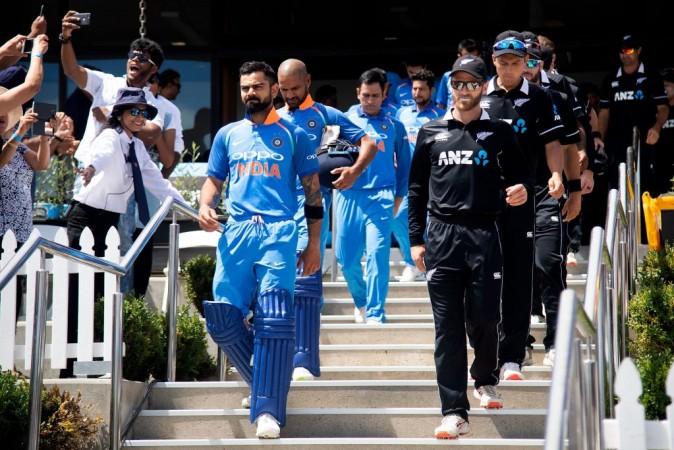Virat Kohli Indian cricket team Kane Williamson