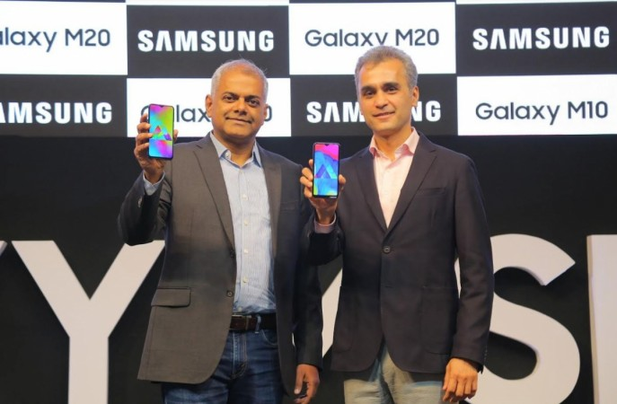 Samsung, Galaxy M10, India, launch, Galaxy M20