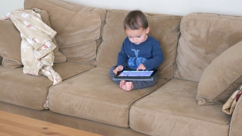 Study Links Increased Screen Time With Delayed Child Development