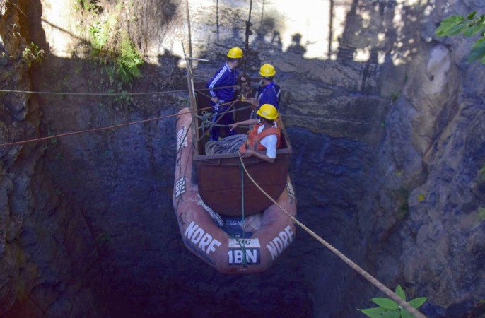 meghlaya miners rescue