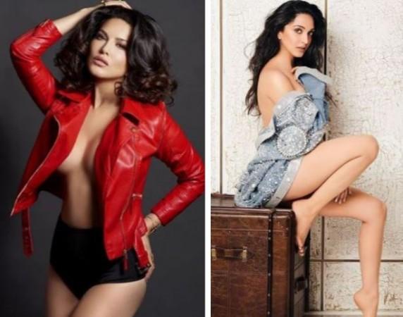 Sunny Leone and Kiara Advani